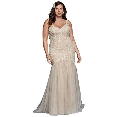 Lace-SAMPLE-As-Is-Plus-Size-Beaded-Trumpet-Wedding-Dress-Style-AI26310008