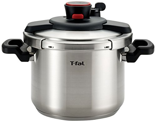 T-fal P45007 Clipso Stainless Steel Dishwasher Safe PTFE PFO