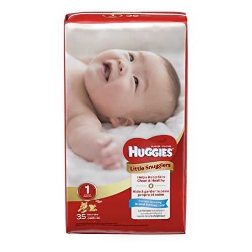 Huggies Little Snugglers Diapers Count