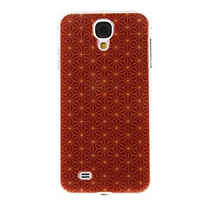 Nice Stereoscopic Pattern Plastic Protective Hard Back Case Cover for Samsung Galaxy S4 I9500