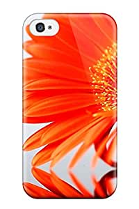 Fashionable Iphone 4/4s Case Cover For Flower Protective Case
