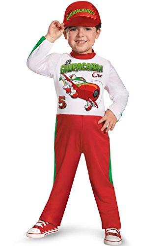 Disguise Boy's Disney's Planes El Chu Costume, -