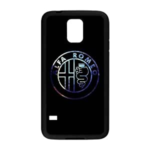 Happy Alfa Romeo car sign fashion cell phone For Case Iphone 5/5S Cover