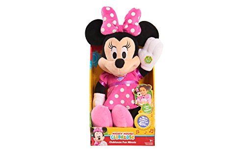 Just Play MMCH Minnie Bowtique -