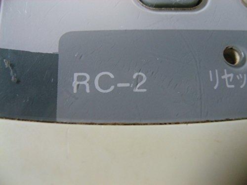 TOYOTOMI エアコンリモコン RC-2