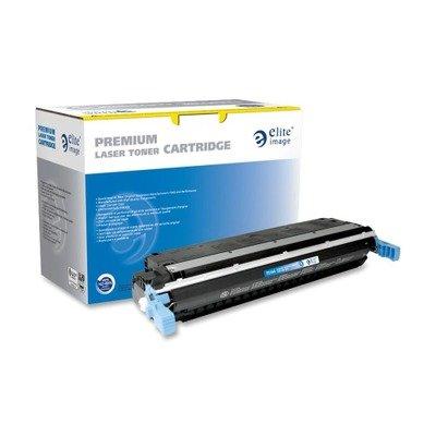 Elite Image Compatible Toner Cartridge Replacement for HP ELI75144 ( Black ) (Toner Black Series 5550)