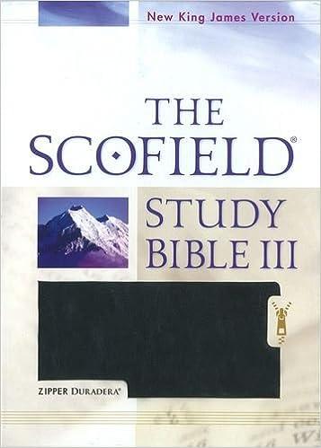 The Scofield® Study Bible III, NKJV: Oxford University Press