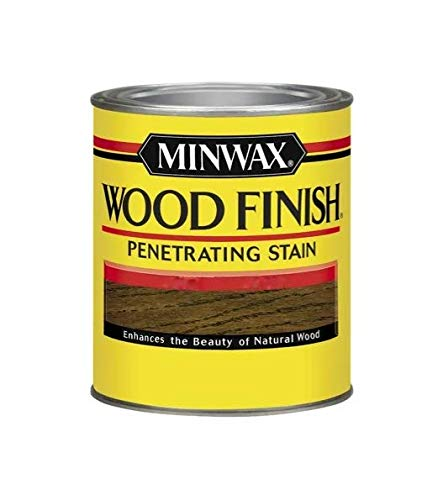 Hardwood Floor Finish Penetrating Oil-Based Stain Quart, Special Walnut 224