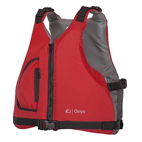 Onyx Outdoor Onyx Youth Universal Paddle Pfd Red
