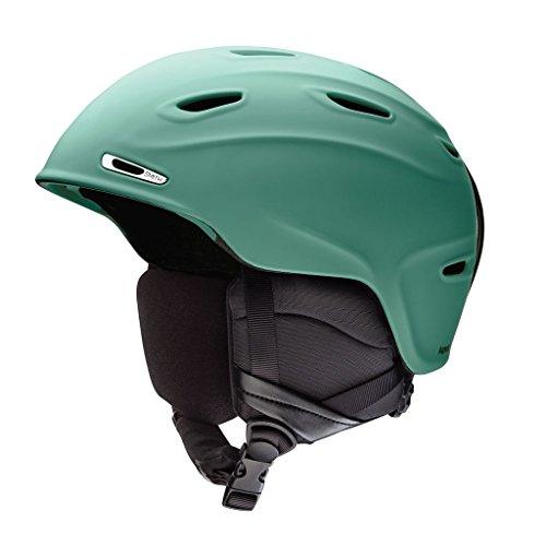 Smith Optics Aspect Adult Ski Snowmobile Helmet - Matte Ranger / Medium