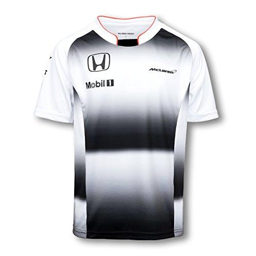 Price comparison product image Honda MCLAREN Team T-Shirt Kids 2016 Replica (9-10 Years)