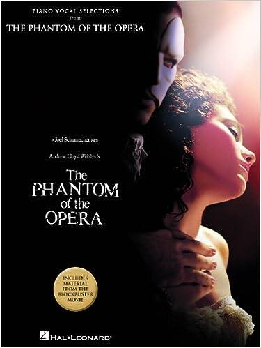 The Phantom of the Opera - Movie Selections - Piano/Vocal/Guitar ...