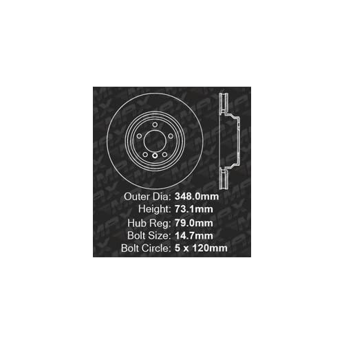 Full Kit eLine Drilled Slotted Brake Rotors /& Ceramic Brake Pads 4Runner,GX460