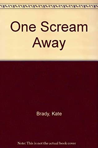 book cover of One Scream Away