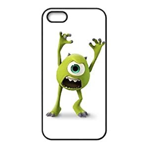 iphone5 5s cell phone cases Black Monsters University fashion phone cases HRE4529937