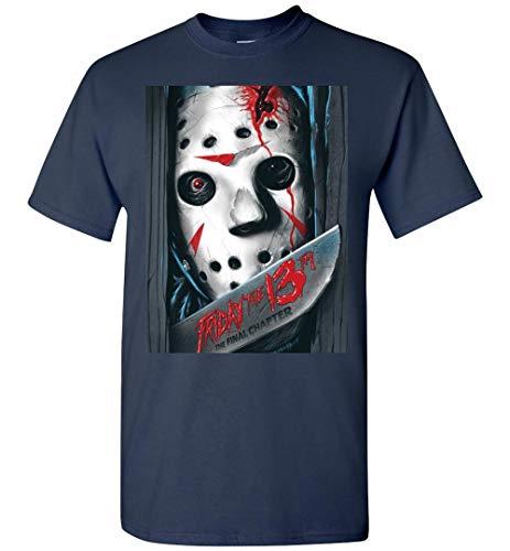 Jason Friday 13th Final Chapter Tee Shirt -