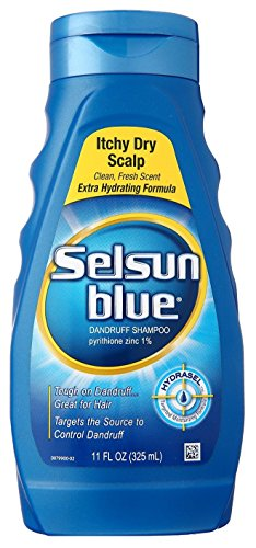 Selsun Blue Dandruff Shampoo 325ml (Itchy Dry Scalp) - 7