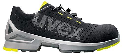 1 11 Ancho Uvex Bajo Zapato Seguridad De Src Negro S1 8pw6pqd