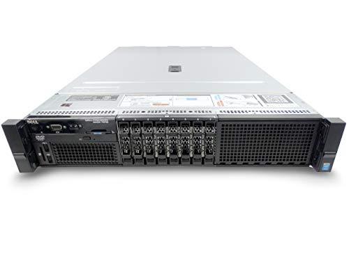 Dell Rackmount Keyboard - Dell Precision R7910 2U Rackmount Workstation, 2X Intel Xeon E5-2630 V3 2.4GHz 8 Core, 16GB DDR4 Memory, Quadro K5000, 1x 800GB SSD, Win 10 Pro, No Rails (Certified Refurbished)