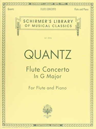Quantz Flute Concerto - 1