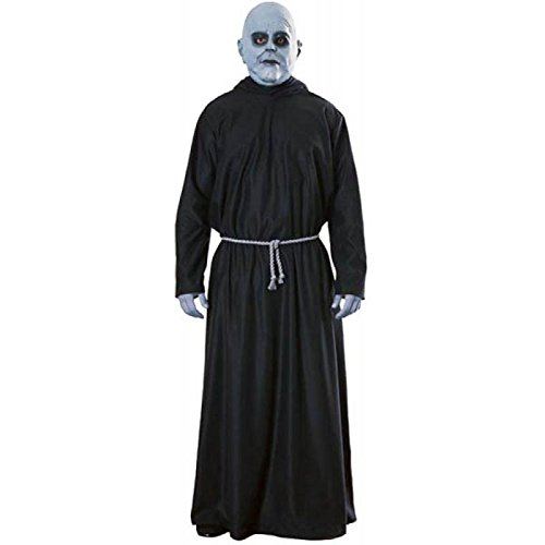 The Addams Family Uncle Fester Costume, Standard(Fits upto 44 Jacket (The Addams Family Movie Costumes)