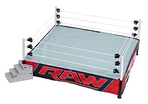 WWE Real Scale Ring by WWE