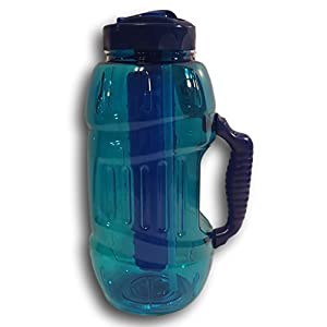 Cool Gear EZ Freeze 64 Ounce Water Bottle - Blue