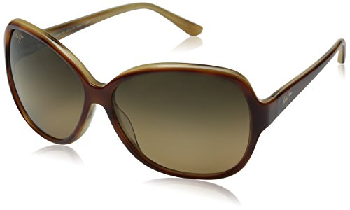 Maui Jim Maile Polarized Sunglasses - Women's Tortoise with
