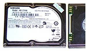 Apple Macbook Air Hdd 120GB Zif Samsung 120G ATA ZIF, MSPA1053, 661-4493, HS12YHA, 655-15 (Samsung 120G ATA ZIF)