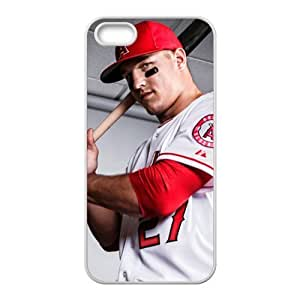 mike trout Phone Case for iPhone 5S Case