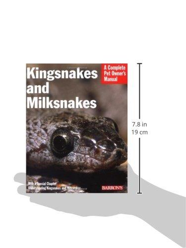 Kingsnakes and Milksnakes (Complete Pet Owner's Manual) 2