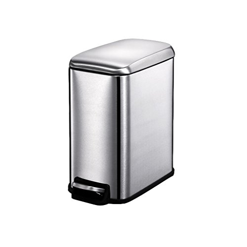 Used, LS Ling Shi Trash Cans European-Style Rectangular Stainless for sale  Delivered anywhere in USA