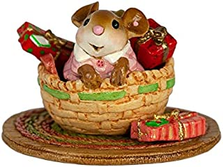 product image for Wee Forest Folk M-681a Christmas Pop Up - Girl (New 2019)