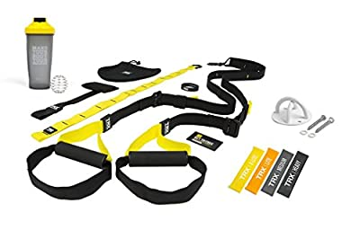 TRX Training - Home Gym Bundle, Build Your Core and Sculpt Your Body Anywhere