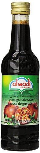 (Al Wadi Pomegranate Molasses 14 Oz (Pack of 2))
