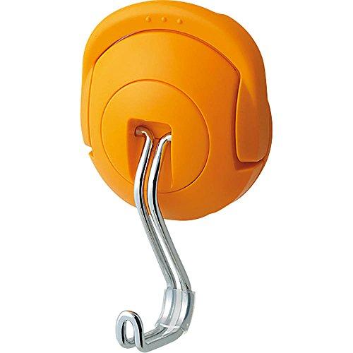 Kokuyo super strong magnet hooks tough capitalists orange hold up load 5kgf Fuku-225YR (japan import)