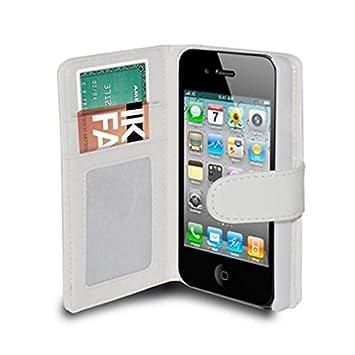 Funda Flip para reservar para Apple iPhone 4, 4s, CDMA, Color ...