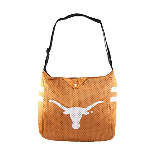 - Littlearth NCAA Texas Longhorns Team Jersey Tote