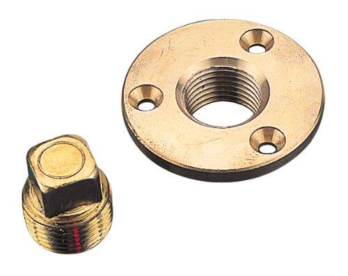 Sea Dog 520040-1  Garboard Drain & Plug