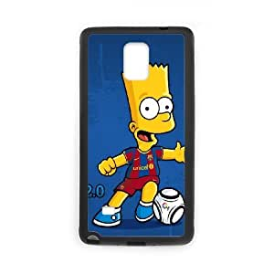 Samsung Galaxy Note 4 Phone Case The Simpson 19C04817