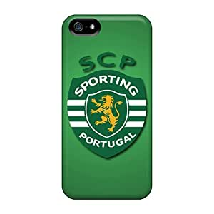 DrunkLove Awesome Case Cover Compatible With Iphone 5/5s - Sporting Club Portugal