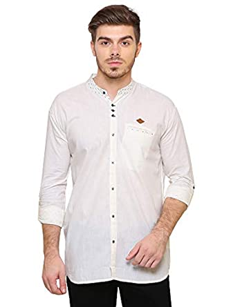 Kuons Avenue Men's Slim Fit Shirt