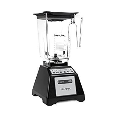 Blendtec Total Blender, WildSide Jar - Black