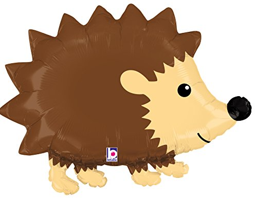 (Betallic 35175P Woodland Hedgehog Shop Balloon Pack,)