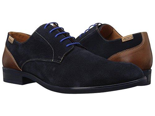 pikolinos Bristol - Coloris - Navy Blue/Cuero, Matiere - Cuir, Taille - 40