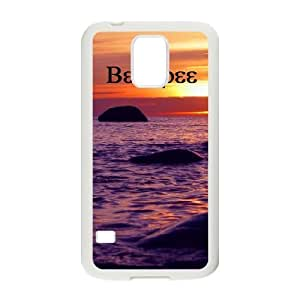 be free Customized Cover Case with Hard Shell Protection for SamSung Galaxy S5 I9600 Case lxa#896306