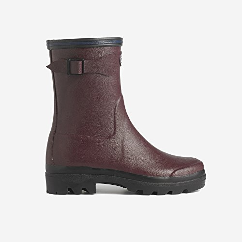 LE CHAMEAU Giverny 4579 Women's Boot Lined Low 1927 Jersey Cherry ZZvwpxqHrP