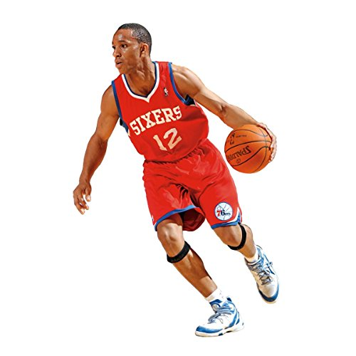 Fathead NBA Philadelphia 76ers Evan Turner Junior Wall Graphic