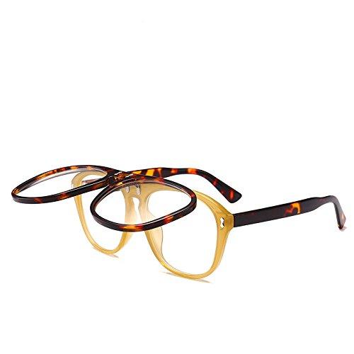 Mujeres Capa Doble Gafas Sol Sol Tendencia Espejo Exterior Vacaciones D De Gafas Viaje B De Moda RinV Visera Plano q1dEx5w1nt