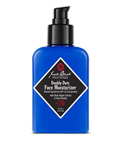 Jack Black Double-Duty Face Moisturizer SPF 20, 3.3 fl. oz.